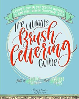 Lettering The ultimate brush l...