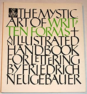 Lettering Mystic art of writte...