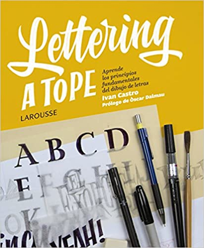 Lettering Lettering a tope (es...