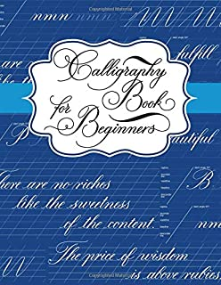 Lettering Calligraphy book for...