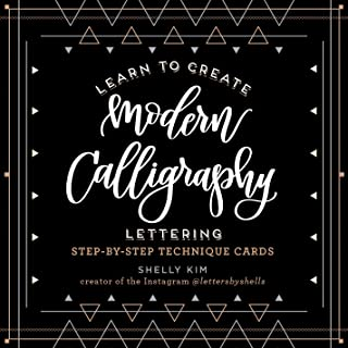 Lettering Learn to create mode...