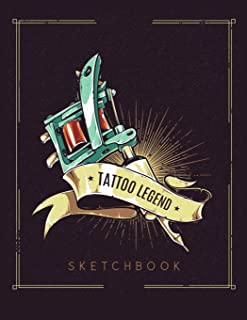 Lettering Tattoo legend sketch...