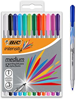 Lettering Bic intesity medium ...