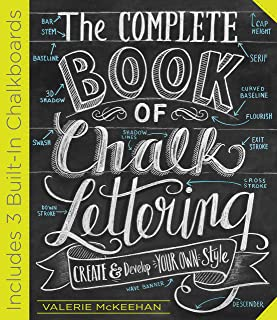 Lettering The complete book of...