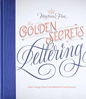 Lettering The golden secrets o...