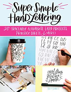 Lettering Hojas de Lettering